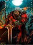Crimson Striker : Legend of the Cryptid.
