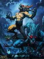 Beast Battalion by el-grimlock