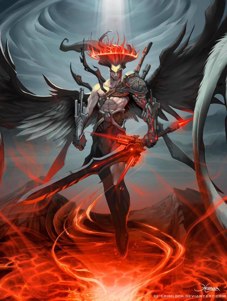 Artifact Angel  Advanced by el-grimlock