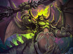 WoW TCG : Mannoroth
