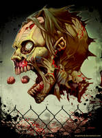 Pac-zombie 2 by el-grimlock