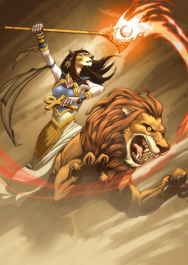 Welke Egyptische god ben jij?
