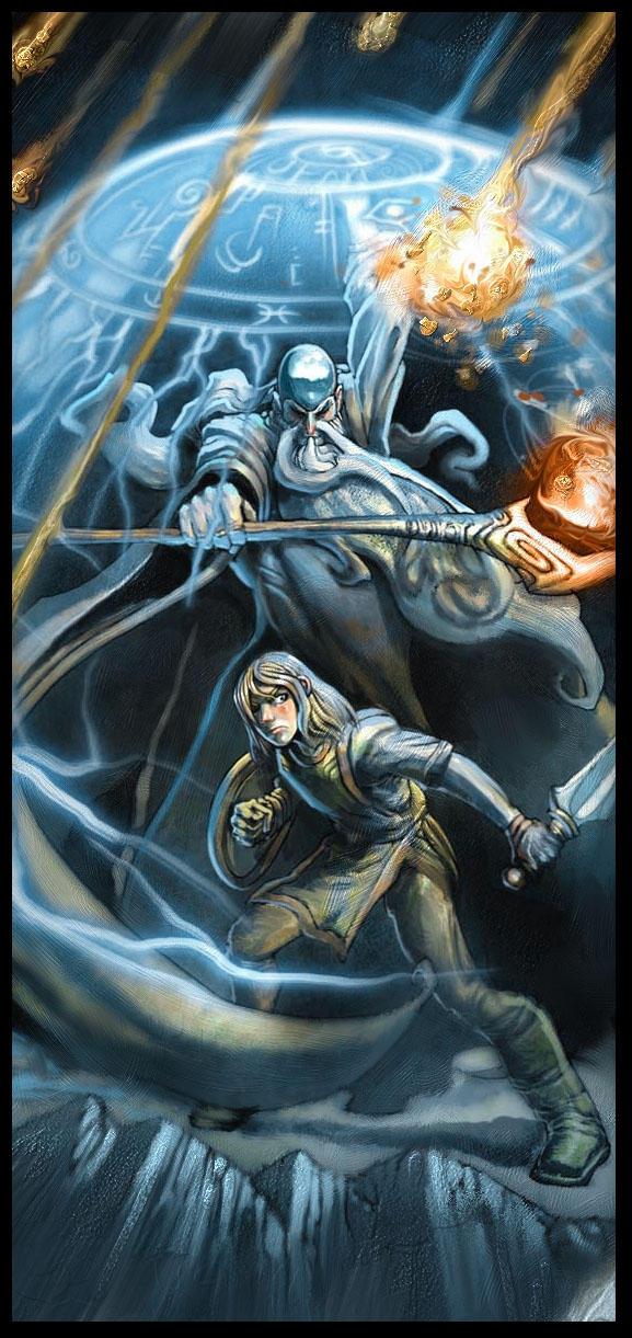 Galeria de Arte: Ficção & Fantasia 1 - Página 2 Merlin_y_Kyle_by_el_grimlock