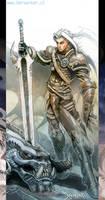 Swordsman by el-grimlock