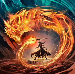 Dragon's Breath - HearthStone