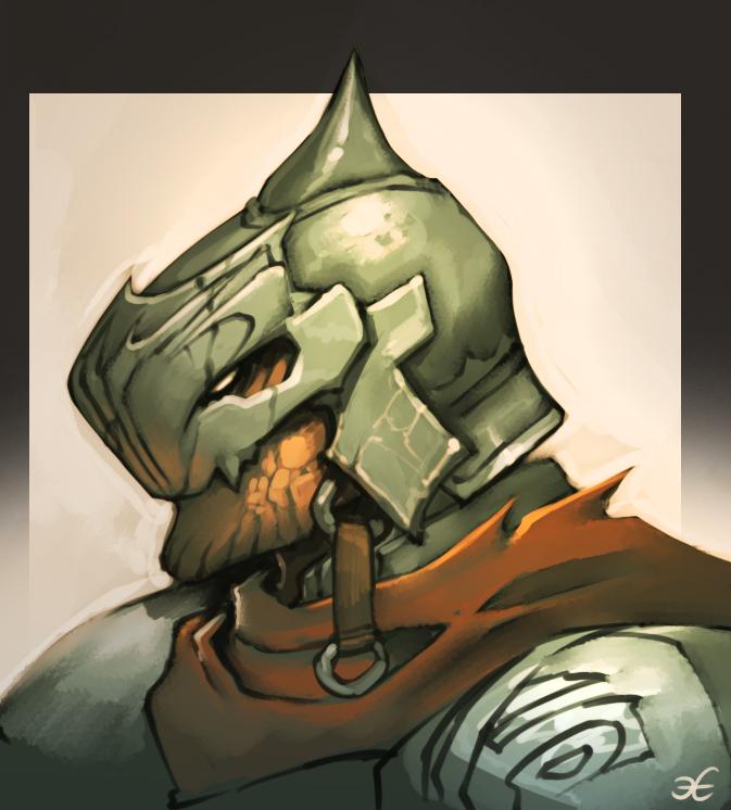 Helmet by el-grimlock