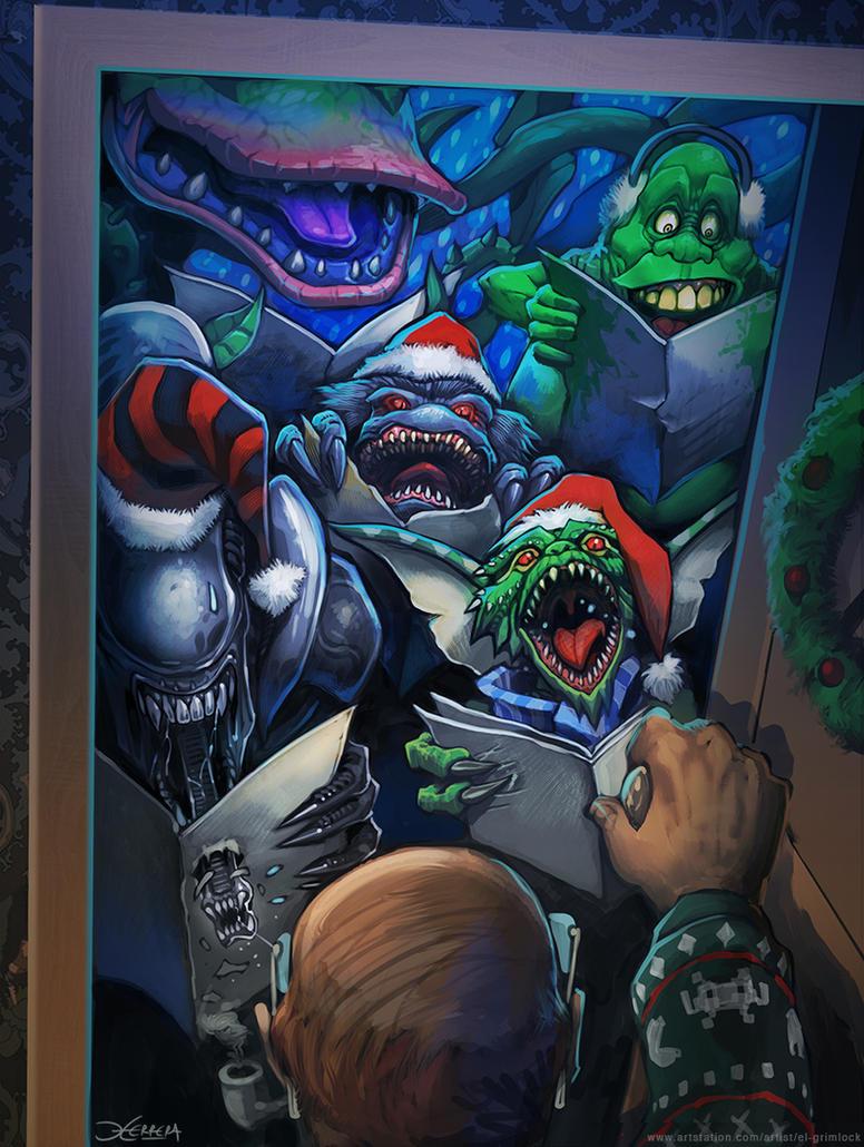 Christmas carols by el-grimlock