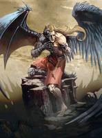 angel by el-grimlock