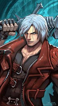 Dante by el-grimlock