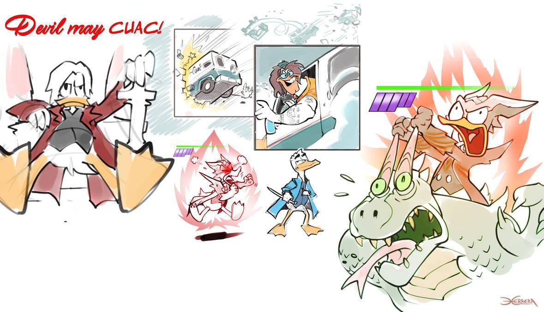 DuckTales DMC5 by el-grimlock