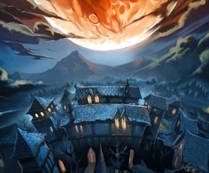 Witching Hour by el-grimlock