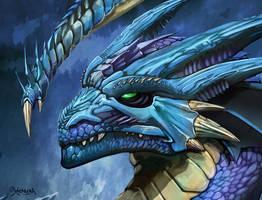 dragon version 2 by el-grimlock