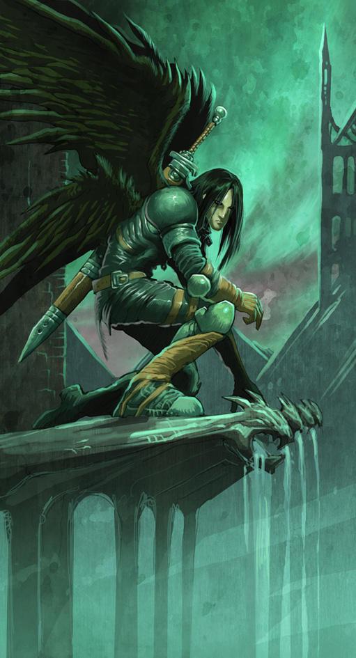 Arcangel by el-grimlock
