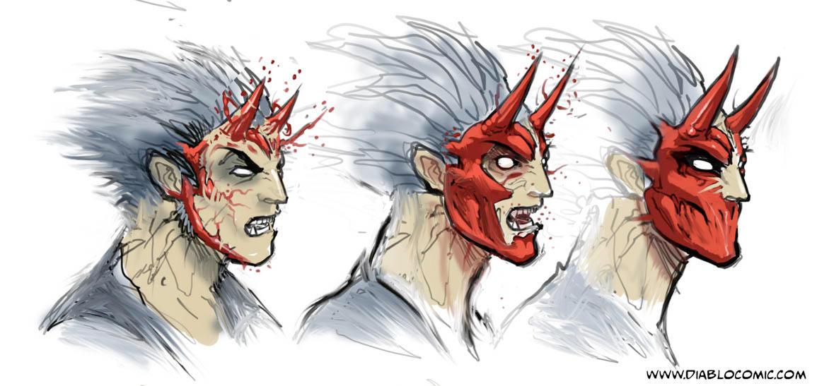Bone Mask by el-grimlock