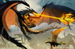 Black Dragon Attack