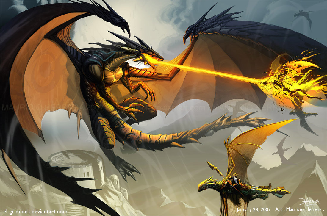 Personajele mele  Black_dragon_attack_by_el_grimlock-ds5b5u
