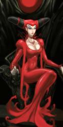 Vampira by el-grimlock