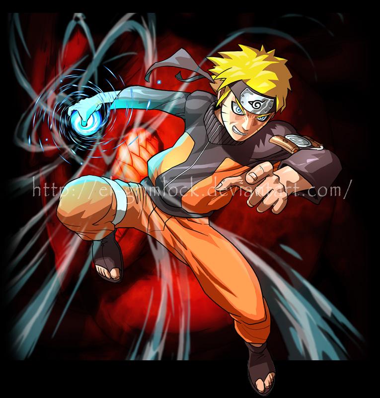 Naruto Y Rasengan Shiwaaa By El Grimlock On Deviantart