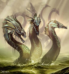 Hydra by el-grimlock
