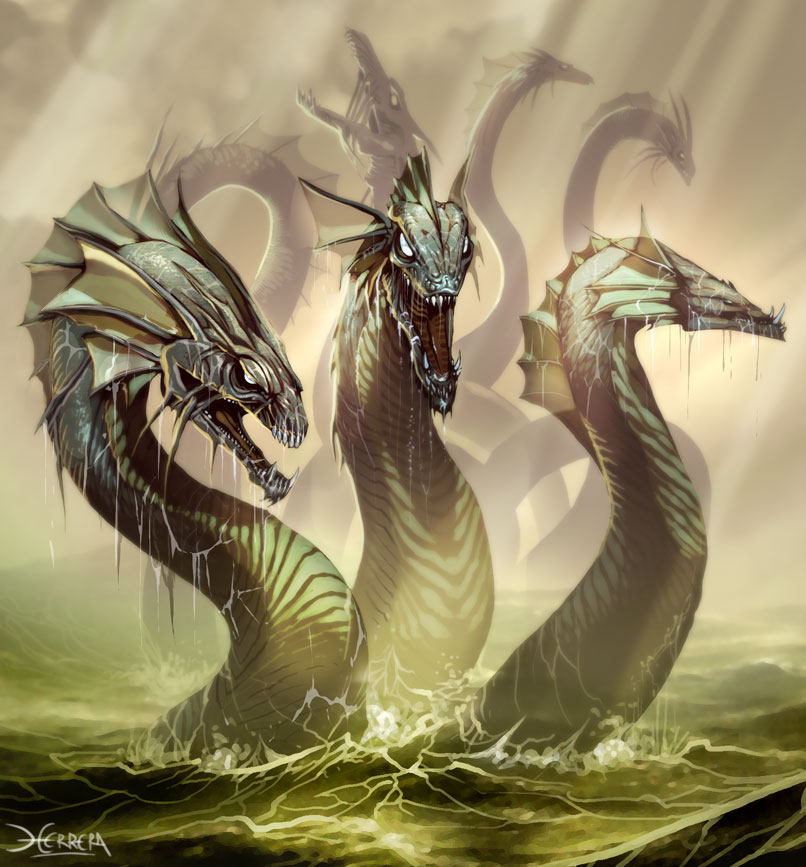 Azhi Dahaka(Iran)Hydra