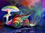 Digital Art Painting