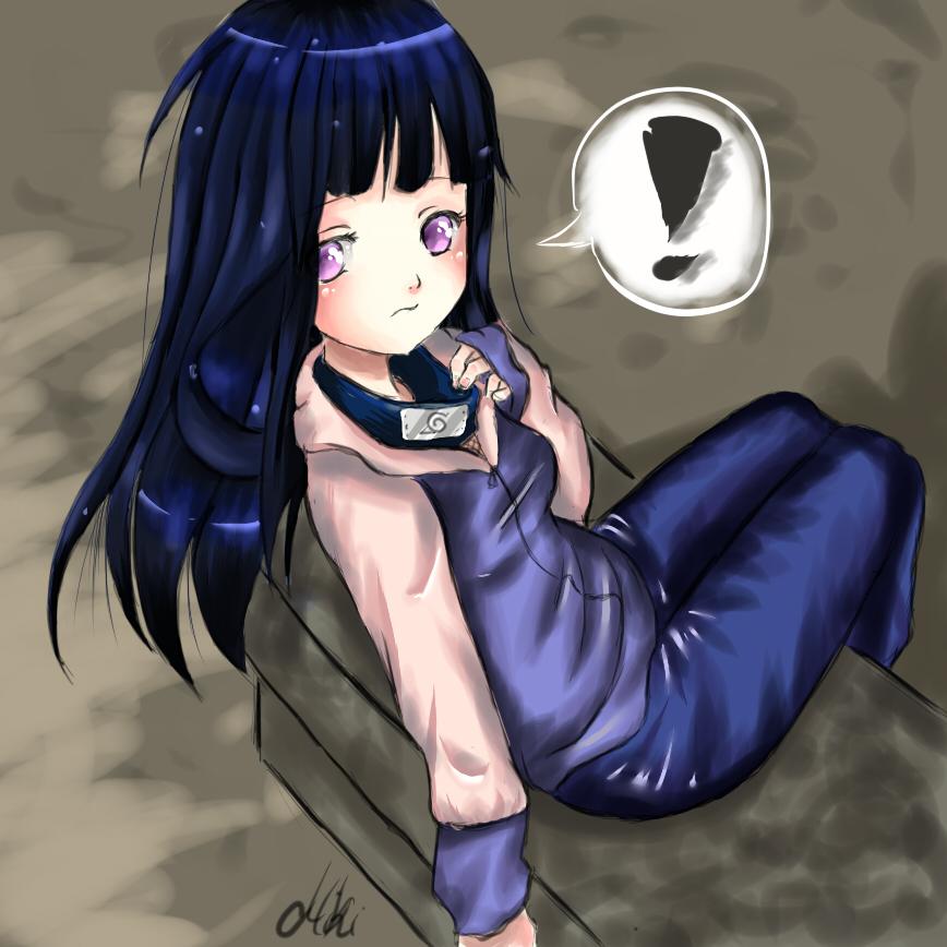 Hinata? by NikkiKiwwi