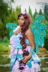 Aisha / Layla Butterlix - Winx Club Cosplay
