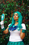 Sailor Neptune - Sailor Moon Cosplay