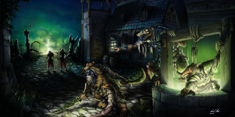 The Raid by Celarx