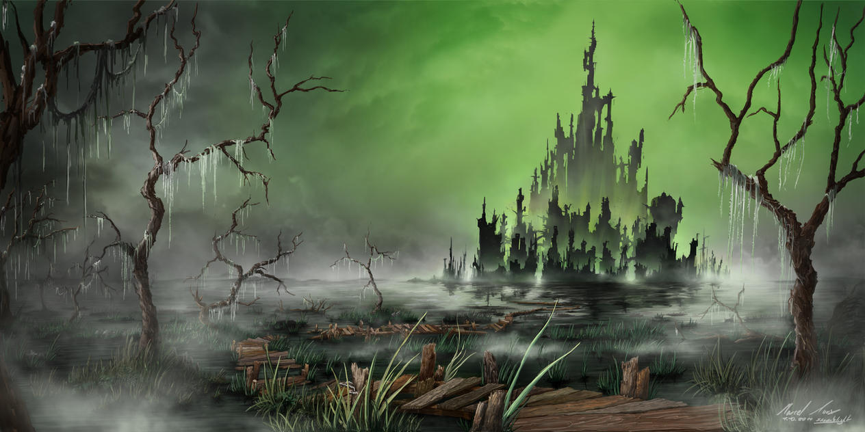 Skavenblight - The Cursed City by Celarx