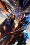 Cyberpunk - Henry Biggston Bookcover