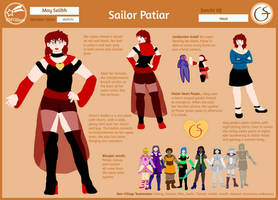Sailor Patiar Reference