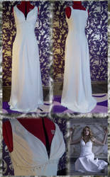 Supernatural / Lilith /  White dress