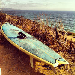 The Surfboard in Carlsbad