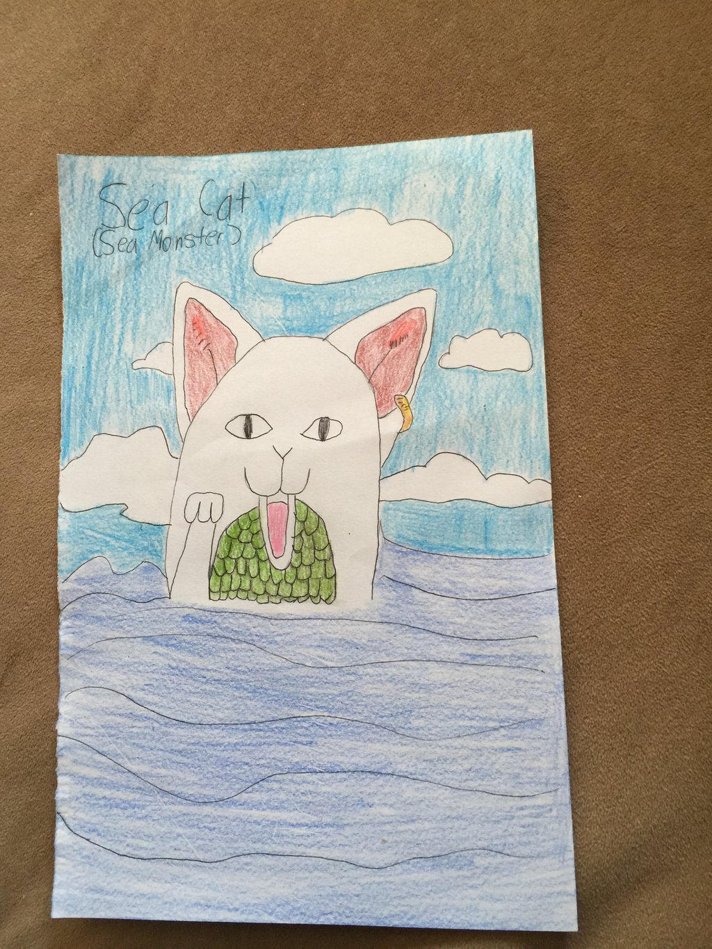 Sea Cat by ace-of-spades3220