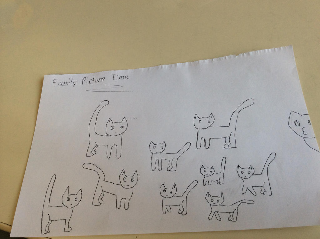 Fantash's family picture by ace-of-spades3220