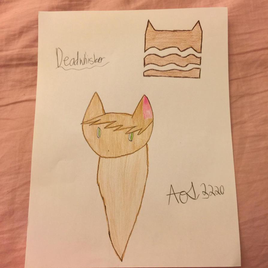 Deadwhisker by ace-of-spades3220