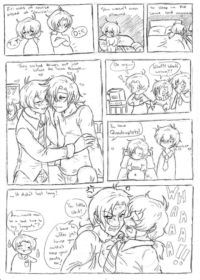 mpreg sonic comic pg 3 by IceTigerKitten on DeviantArt