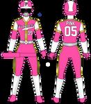 Pink Leaguer/ MLB Pink Ranger