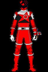 Shishi Red 2.0 by Iyuuga