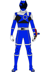 Ookami Blue 2.0 by Iyuuga