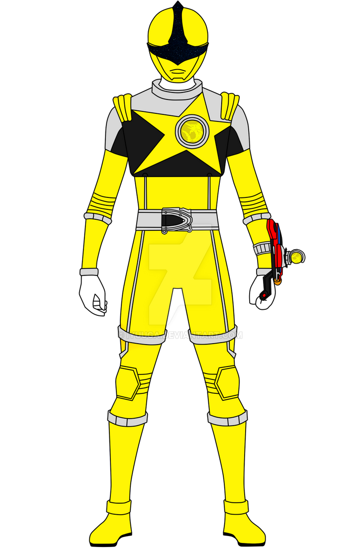 Kajiki Yellow 2.0 by Iyuuga