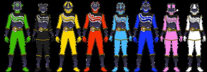 Star Sentai Hoshiger for Horaciosi and Sentaibrave by Iyuuga