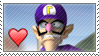 Waluigi stamp 1 by Mx-Robotnik