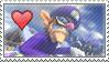 Waluigi MK8 stamp 1 by albertweskerswife