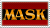 M.A.S.K stamp by Makronette