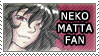 Neko Mata Stamp by Mx-Robotnik
