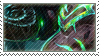 Illidan Stamp by albertweskerswife