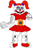 Animatronic August: Day 3 - Circus by William-David-Afton