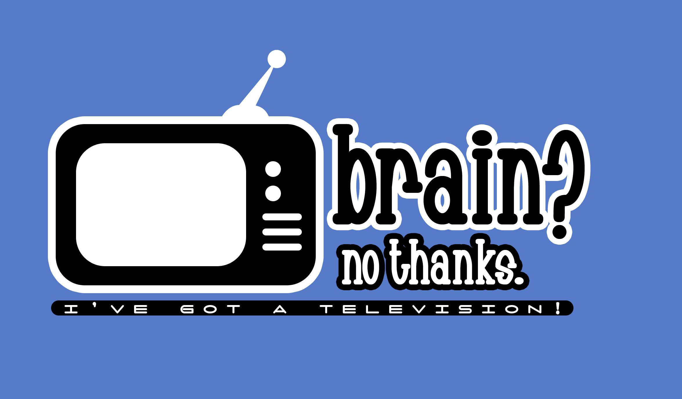 I don't need a Brain by efilArt
